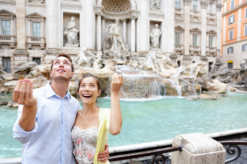 Honeymooning in Italy