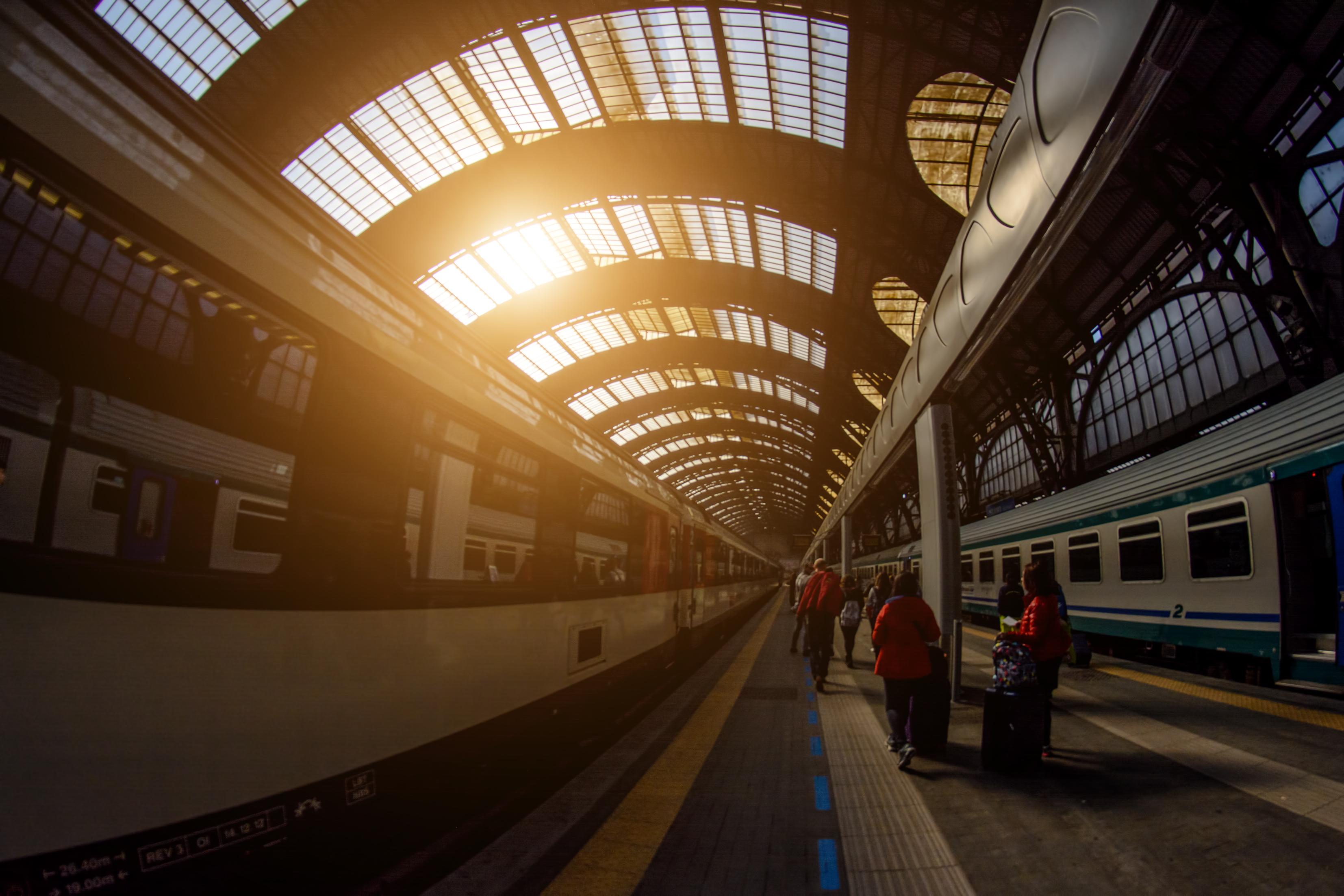 italian train stations