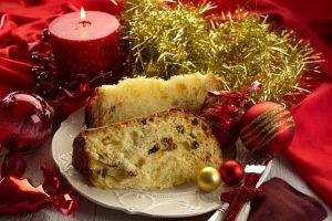 Italian Christmas dinner menu