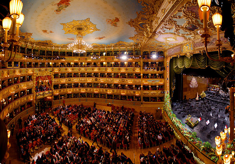 tickets for la fenice
