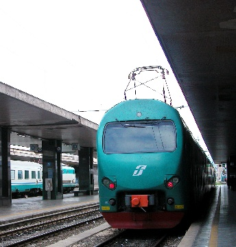 Train in Italy