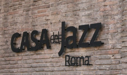 Casa del Jazz, Rome
