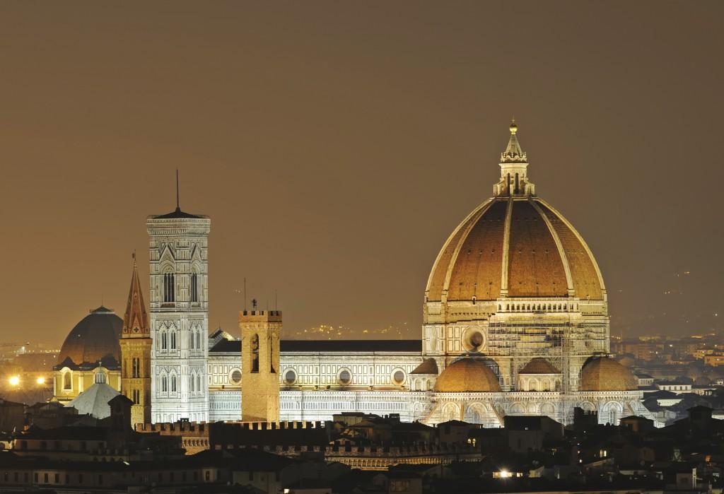 The Duomo Santa Maria Del Fiore in Florence