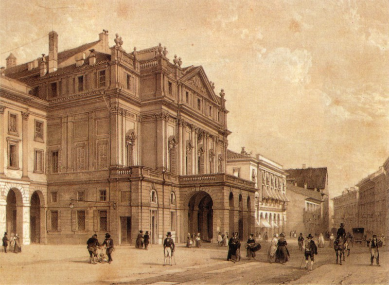 Tickets for La Scala Opera House in Milan