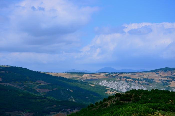 Countryside of Molise