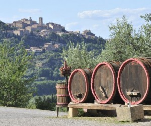 botti with castle in background