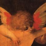 angel in uffizi gallery