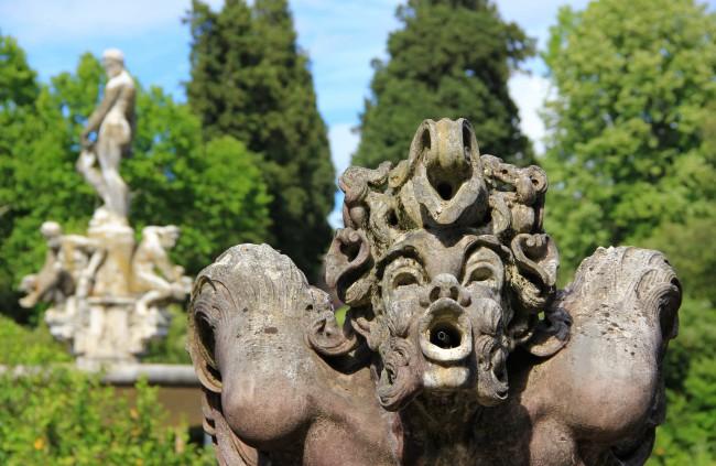 Boboli Garden Tuscany