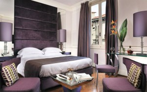 room at the hotel brunelleschi