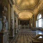 Interior uffizi gallery florence