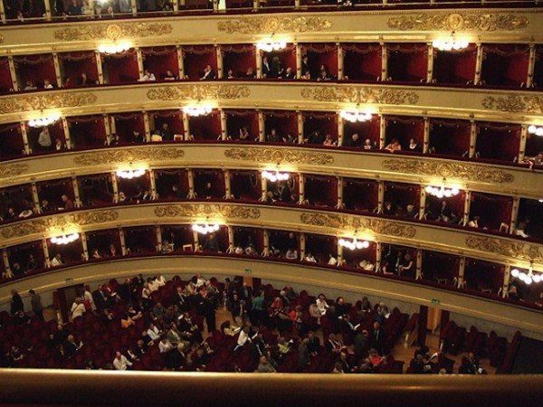 teatro la scala in milan