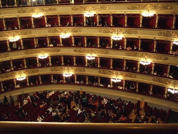 teatro la scala in milan