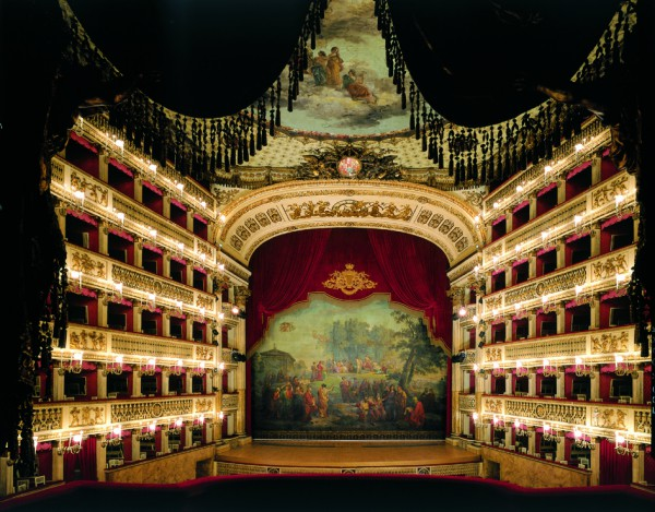 The Teatro di San Carlo is the oldest continuously active venue for public opera in Europe