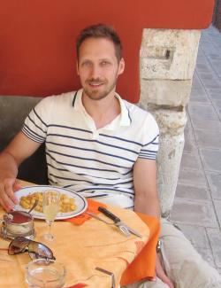 Misha in Italy
