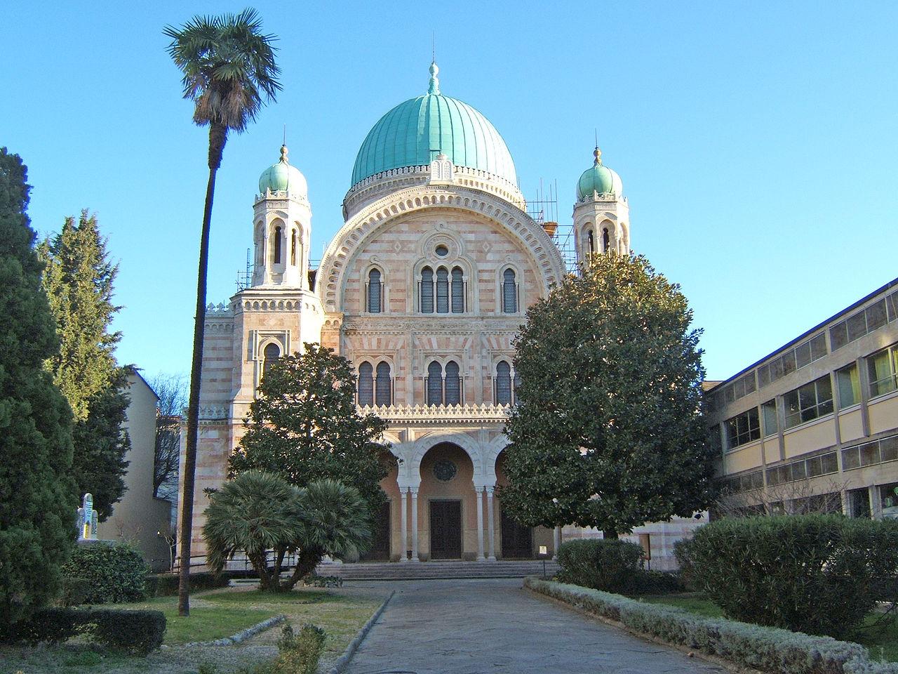 kosher establishments in Florence