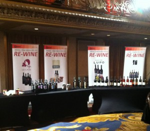 Featured wines of the Italian Expo Chicago 2013