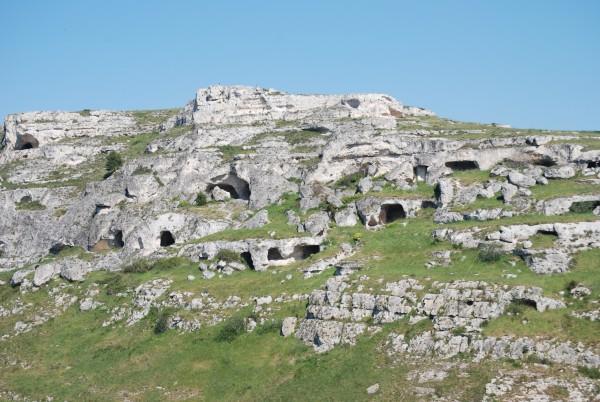 Sassi di Matera landscape