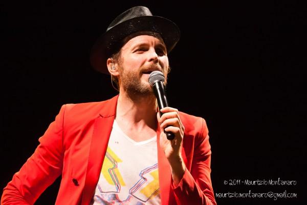 Lorenzo Cherubini - aka Jovanotti - is one of the most popular Italian singer