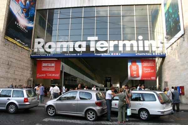 Roma Termini is the main railway station of Rome
