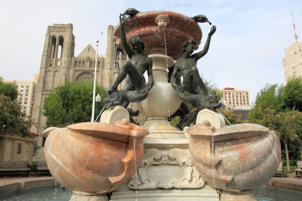 The Turtle Fountain is located in Piazza Mattei, in the Sant'Angelo district of Rome