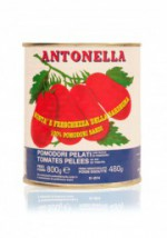 Antonella whole peeled tomatoes from Sardinia