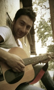 Alessio is a great guitar player