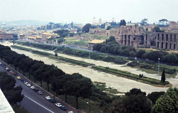 Circo Massimo (credits: Wikimedia - Carptrash)