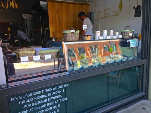 Albero dei gelati stand