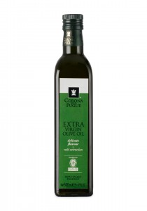 Corona Delicato is made with handpicked Coratina olives from Puglia