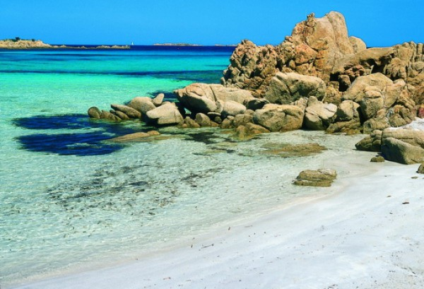 Alice is totally in love with Sardinia Island