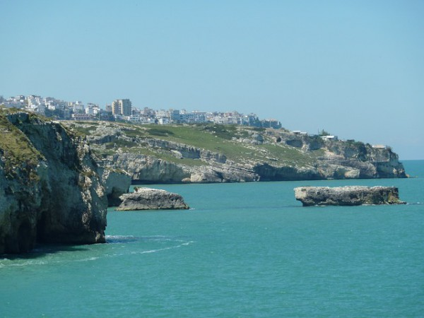 Gargano is located in the province of Foggia