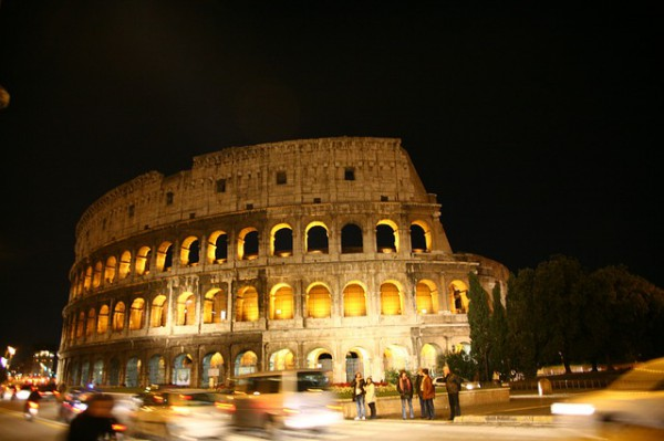 The Colosseum is Italy's most visited tourist attraction - check out our infographic!