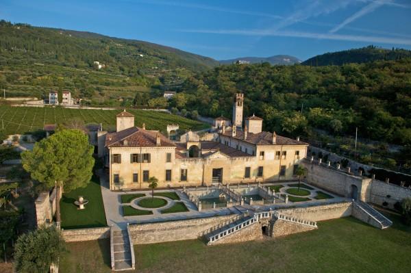 Villa della Torre estate