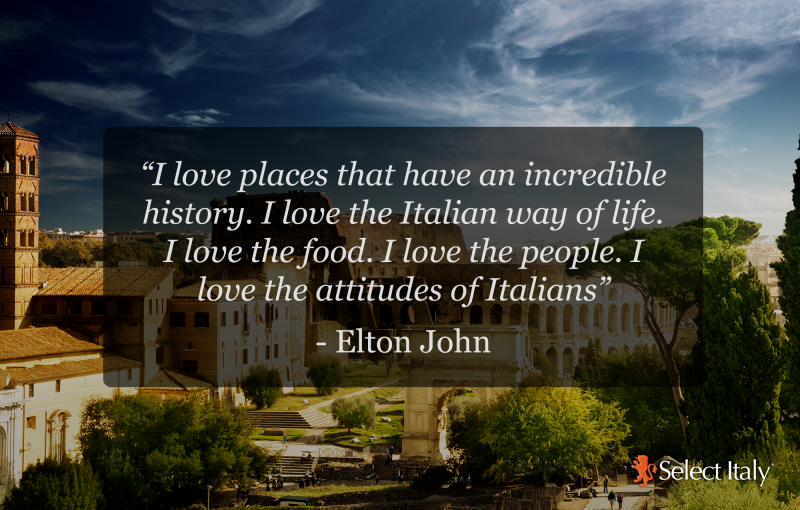 quotes about Italy