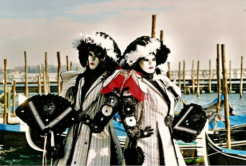 venice during carnival