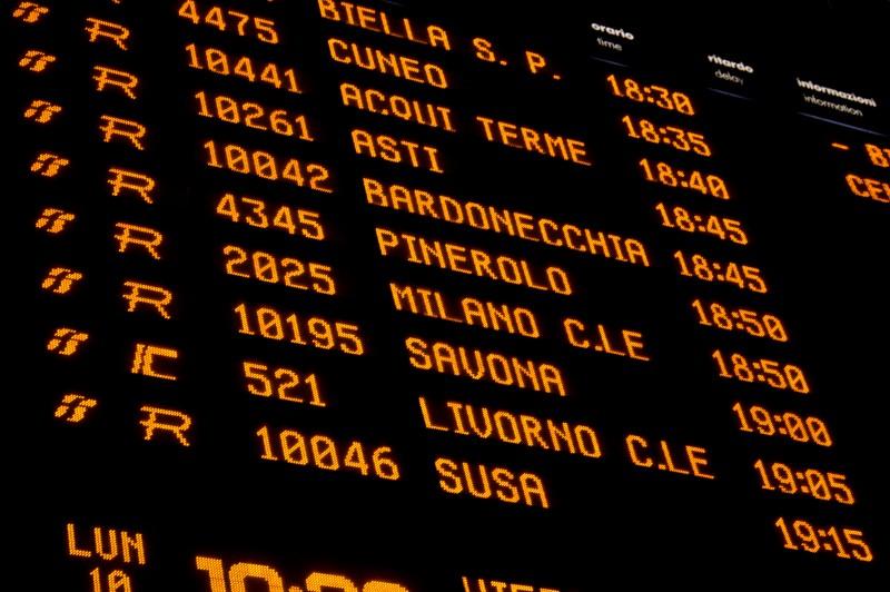 italian trains