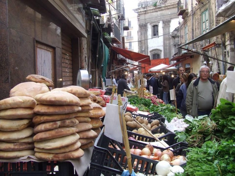 Italian markets - Palermo