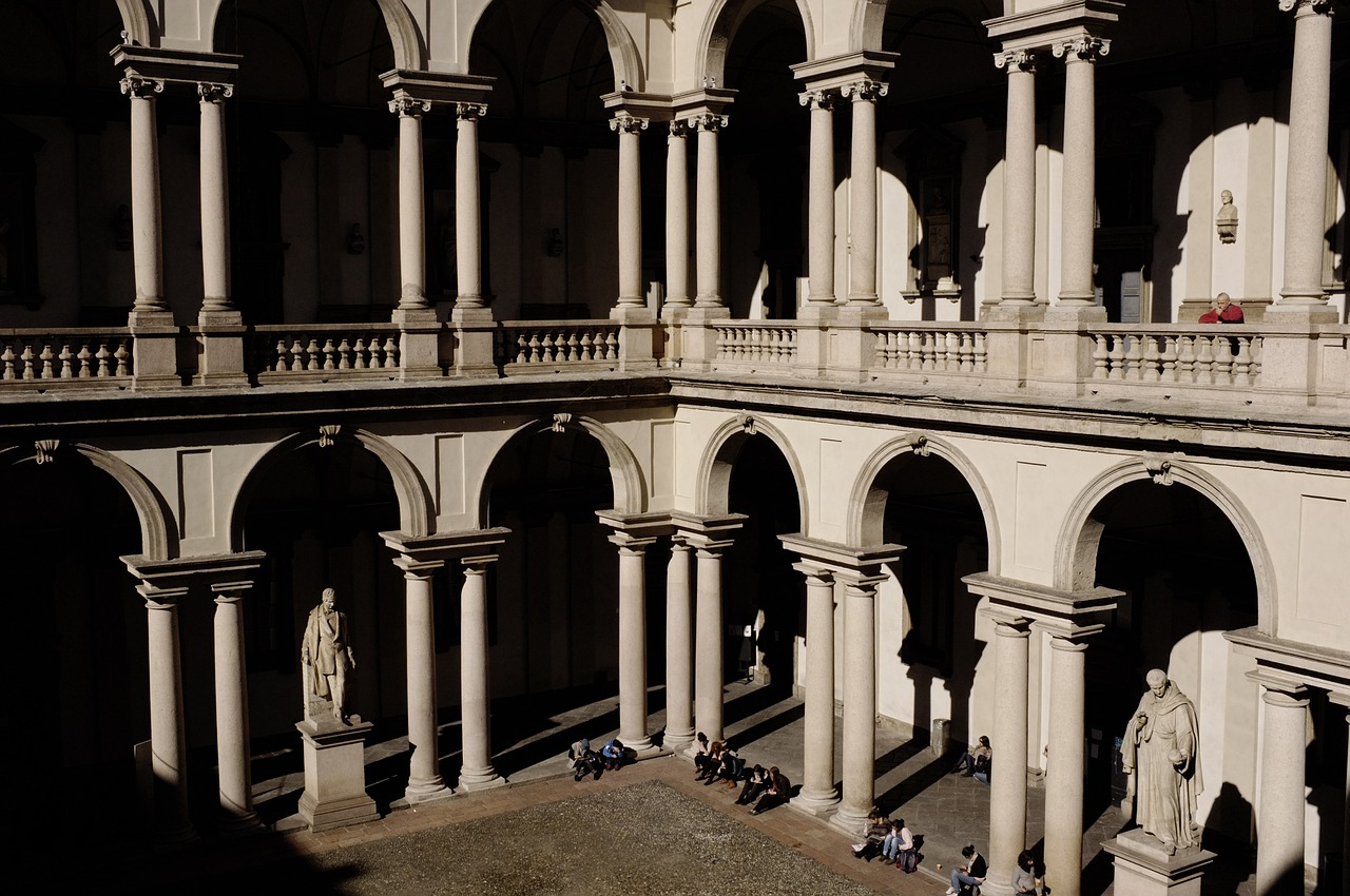 Map Of Milan Museums 8 Sights You Should Not Miss