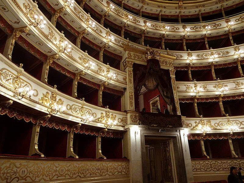 Parma Italy Teatro Regio