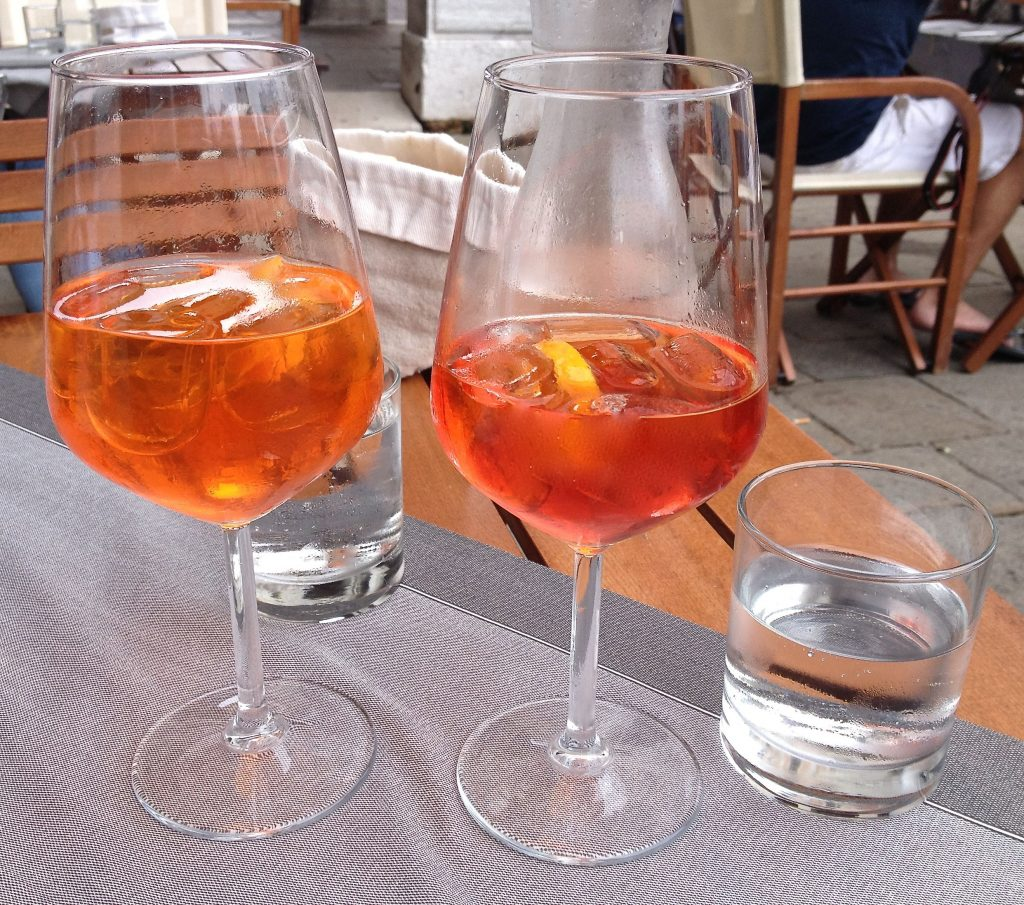 Top 6 Italian Drinks Ordered By Real Italians
