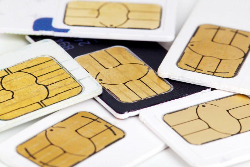 Italian SIM cards