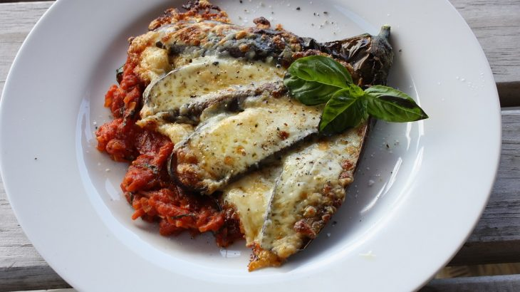 Italian Vegetarian dishes