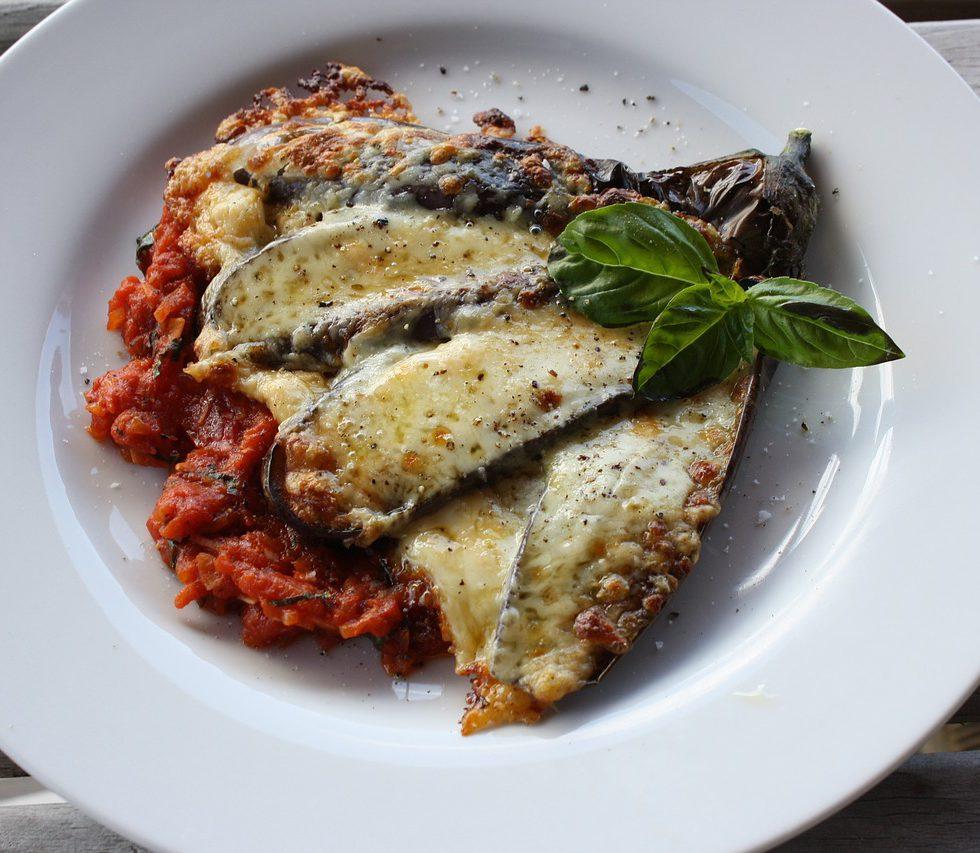 Italian Vegetarian dishes