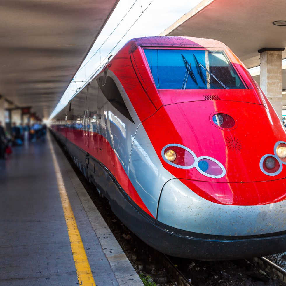 train from rome to venice