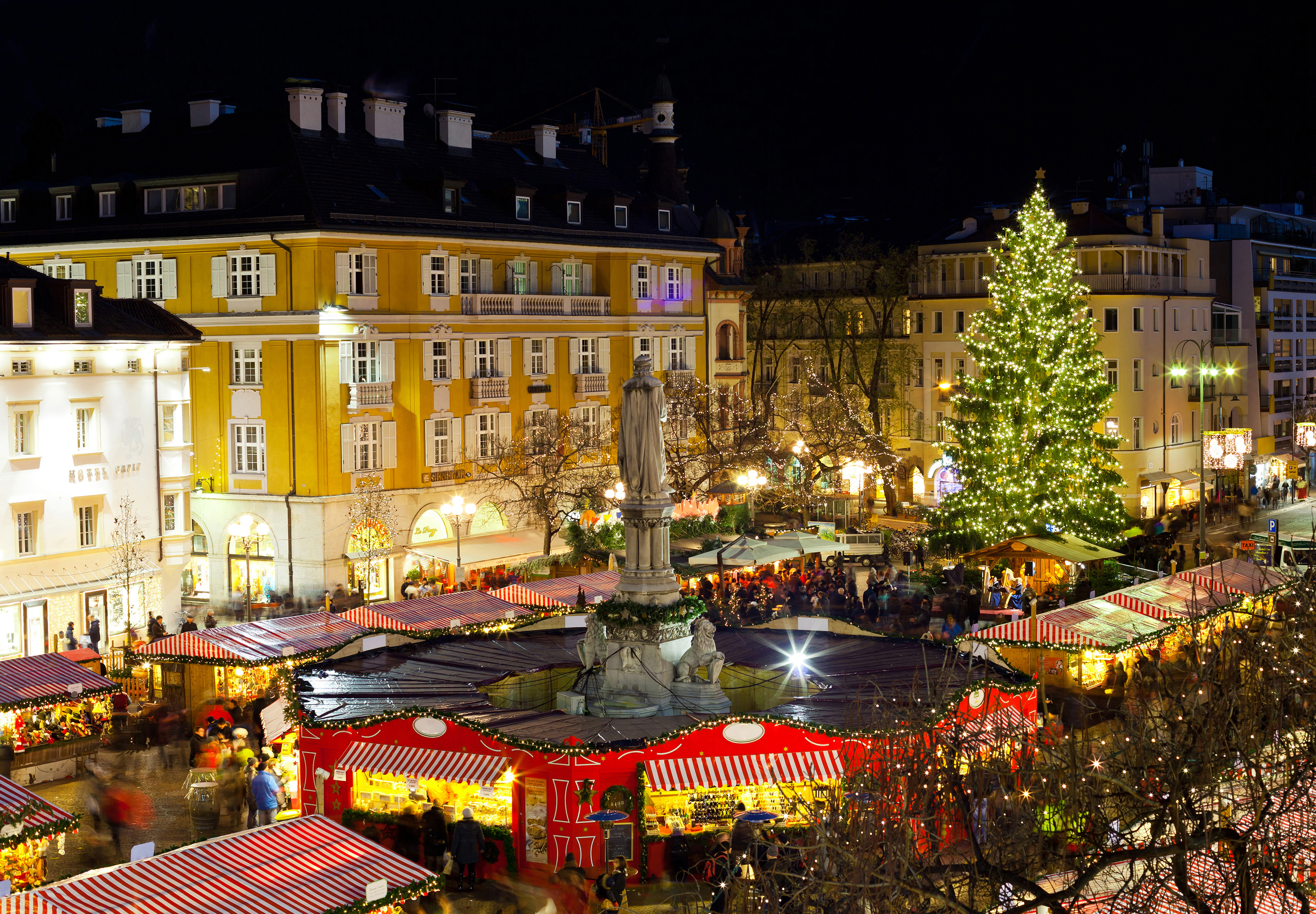 the best christmas markets in trentino alto adige select italy travel - Best Place For Christmas Decorations