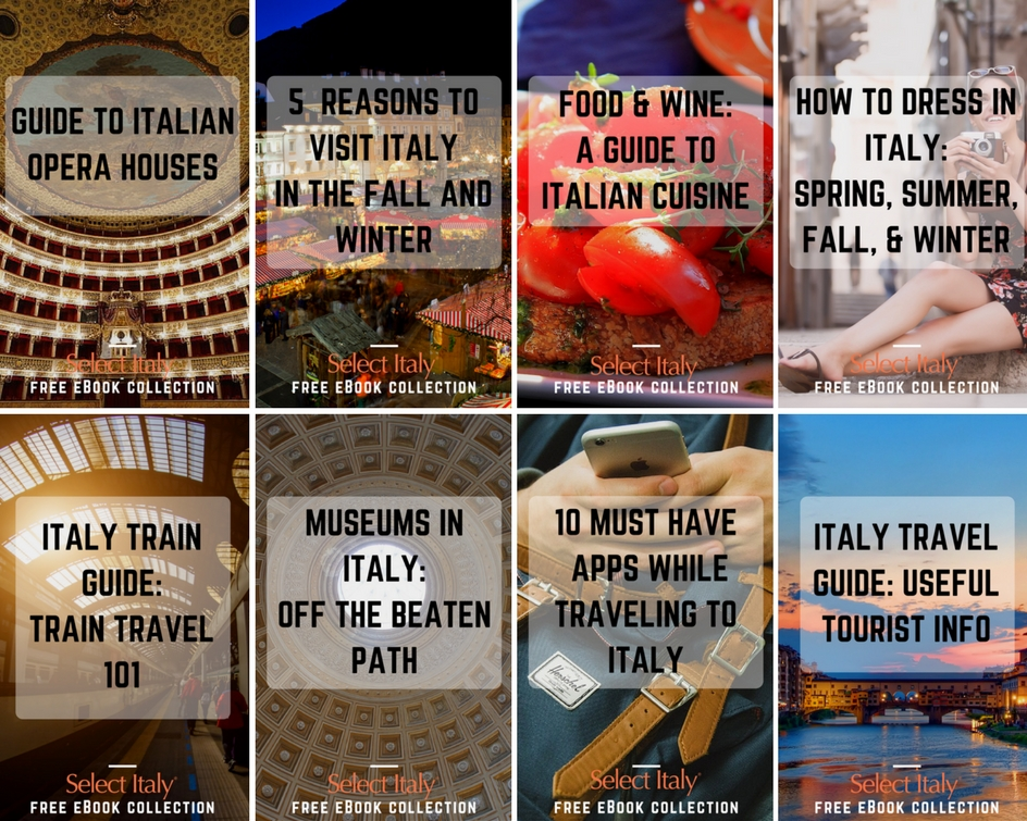 Italy Travel Guides Select Italy S Free Ebook Collection