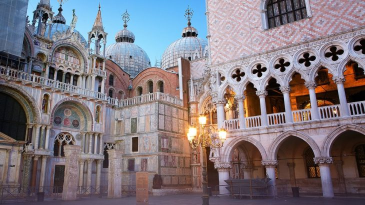 churches in venice