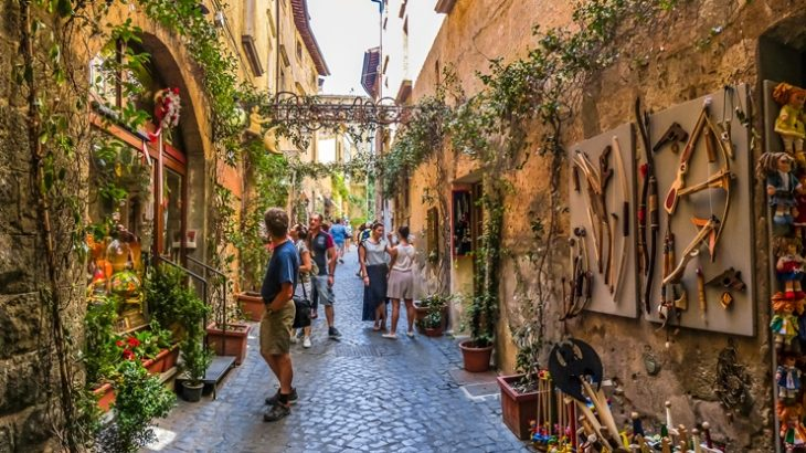 day trips from rome
