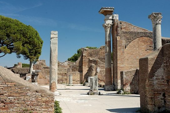 Ostia Antica : The 'Pompeii of Rome'