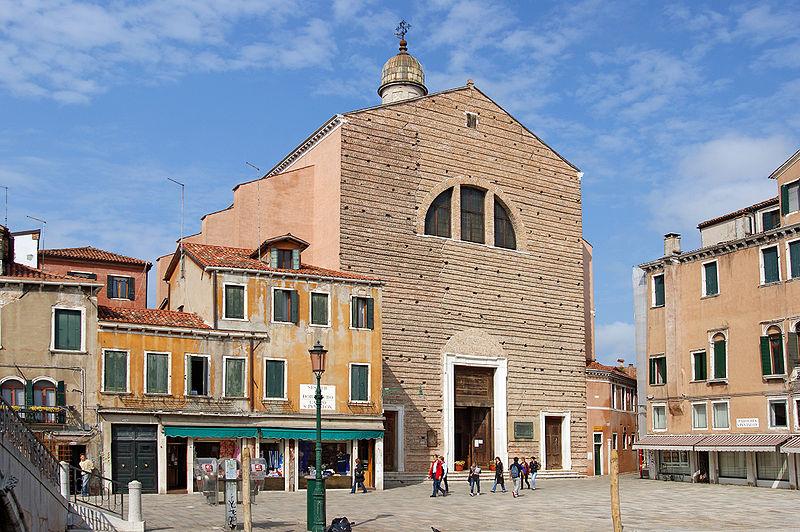 churches in Venice